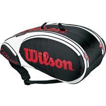 Wilson Tour 9PK BKWHRD Tennis Bag