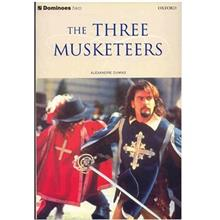 کتاب زبان The Three Musketeers Dominoes Two