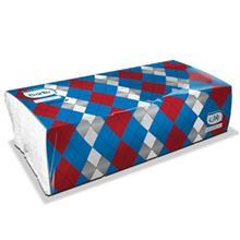 دستمال کاغذی بارلی مدل سافت پک بسته 200 برگی