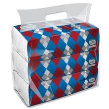 دستمال کاغذی بارلی مدل سافت پک بسته 3 عددی