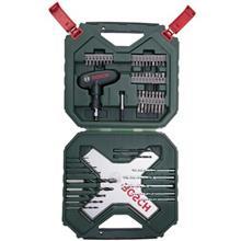 مجموعه 54 تايي ابزار سرمته بوش