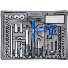 مجموعه ابزار مانسمان 28280 شماره 1 آچار بکس 89 پارچه