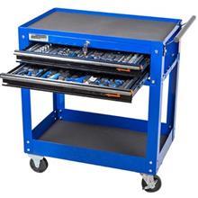 جعبه ابزار مانسمان 28280 به همراه مجموعه ابزار 132 پارچه