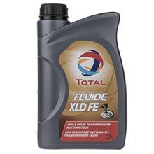 روغن گيربکس خودرو توتال مدل Fluide XLD FE يک ليتري