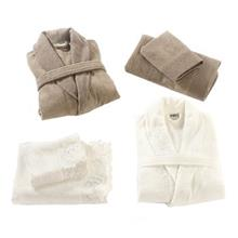 Sarev Fly Bathrobe Towel 6 Pieces
