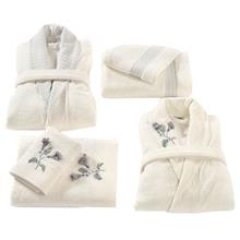 Sarev Genya Bathrobe Towel 6 Pieces