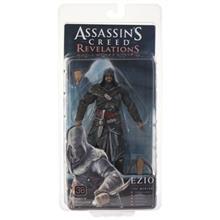 Action Figure Neca Ezio Assassins Creed Revelations