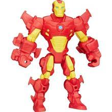 اکشن فيگور هاسبرو مدل Marvel Super Hero Masher Iron man