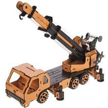 ساختنی چوبی مهارت افزا مدل جرثقیل