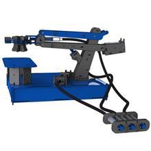 ساختني چوبي مهارت افزا مدل ربات بازو