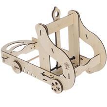 اسباب بازي ساختني چوبي مهارت افزا مدل Catapult