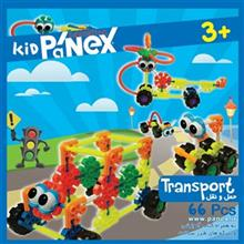 Panex Transportation Toys Building