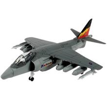 مدلسازي Revell مدل BAe Harrier Gr9 کد 06645