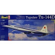 Revell Tupolev Tu 144D Toys Building