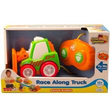 Happy Kid Race Along Truck Control Toys Car