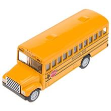 Kins Fun School Bus Toys Car