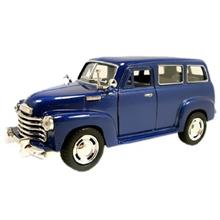 Kinsmart Chevrolet Suburban Carryall 1950 Toys Car