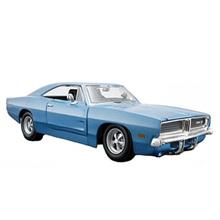 Maisto 1969 Dodge Charger Toys Car