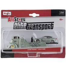 Maisto COE Flatbed Infiniti G35 Toys Car