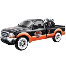 Maisto Ford F-350 Super Duty Pickup Knucklehead Toys Car