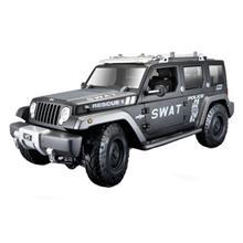 ماشين بازي مايستو مدل Jeep Rescue Concept Police