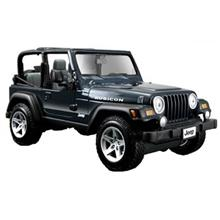 Maisto Jeep Wrangler Rubicon Toys Car
