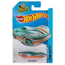 Mattel HW City Clear Speeder Toys Car