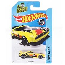 Mattel HW City Fast Fish Toys Car
