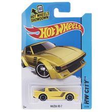 ماشين اسباب بازي متل مدل HW City Mazda RX-7