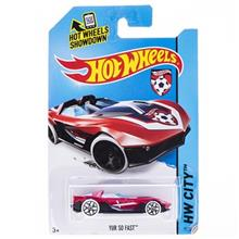 Mattel HW City Yur So Fast Toys Car