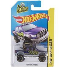 Mattel HW Off-Road 10 Toyota Tundra Toys Car