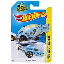 Mattel HW Off-Road HW Poppa Wheelie Toys Car