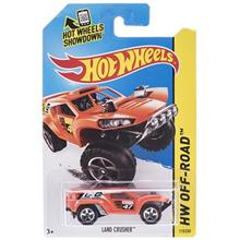 Mattel HW Off-Road Land Crusher Toys Car