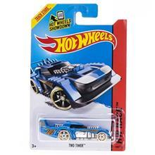 ماشين اسباب بازي متل مدل HW Race Two Timer