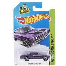 Mattel HW Workshop 67 Chevelle SS 396 Toys Car