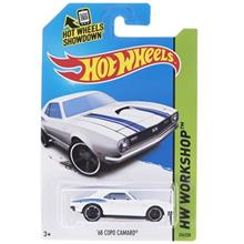 Mattel HW Workshop 68 Copo Camaro Toys Car