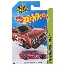 Mattel HW Workshop 71 Datsun Bluebird 510 Wagon Toys Car