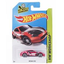 Mattel HW Workshop Nissan 370Z Toys Car