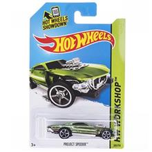 ماشين اسباب بازي متل مدل HW Workshop Project Speeder