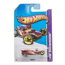 Mattel Hot Wheels Fangula X1837 Toys Car