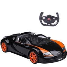 ماشين بازي کنترلي راستار مدل Bugatti Veyron 16.4 Grand Sport Vitesse کد 70400