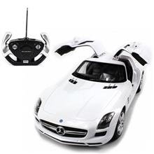 ماشين بازي کنترلي راستار مدل Mercedes Benz SLS AMG کد 47600
