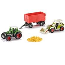 Siku Gift Set Agricultural Toys Car Set