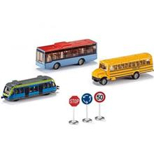 Siku Gift Set City Transport Toys Car Set