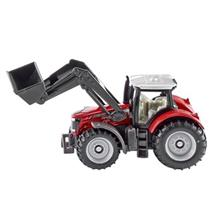 Siku Massey Ferguson With Front Loader Toys Car