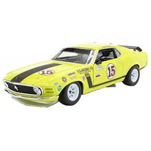 Welly 1970 Mustang Boss 302 Toys Car