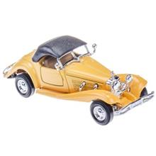 Welly Benz 500K Convertible Toys Car