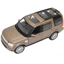 Welly Land Rover Discovery 4 Toys Car