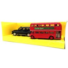 Toys Car Welly London Bus and Taxi Car Toys