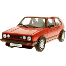 Welly Volkswagen Golf I GTI Toys Car